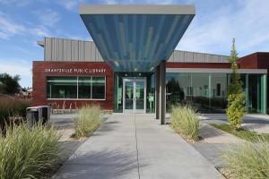 Grantsville Library