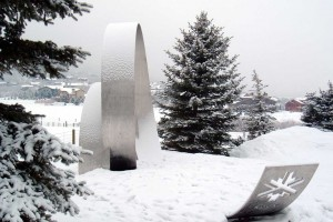 Park City Olympic Legacy Sculpture