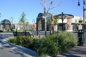 South Jordan Town Center and City Hall