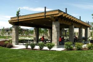 Bowery Park Pavilion