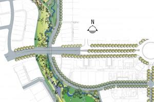 Brookside Park master plan