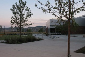 landscape architecture design for community space