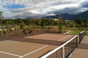pickleball court design