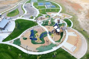 Lodestone Park Destination Playground