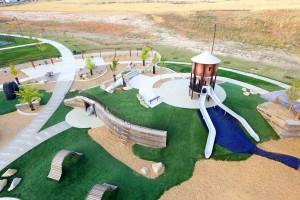 Lodestone Park Playground Slides