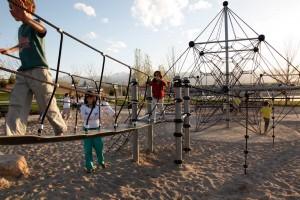 Brookside playground