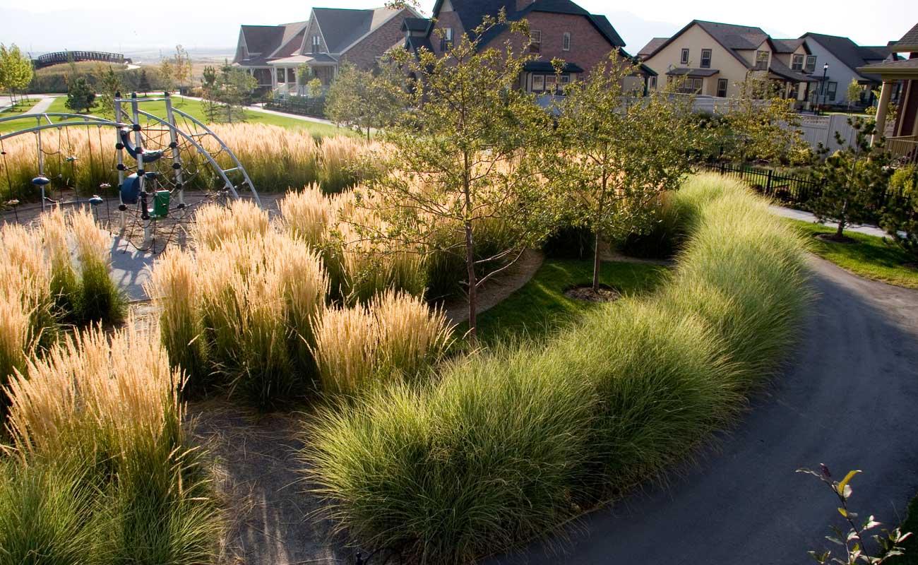Promenade Park G Brown Design