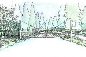 entry-gate rendering