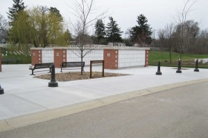 columbarium plaza
