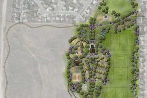 Lodestone Park phase 2 master plan