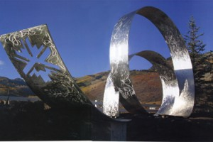 Olympic Legacy sculpture