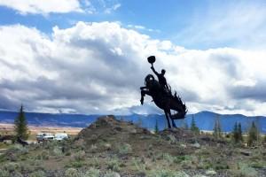 Jackson Hole Airport - Landscape - Rock Features